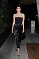 AMELIA HAMLIN at Beauty & Essex in Hollywood 10/18/2019 ...