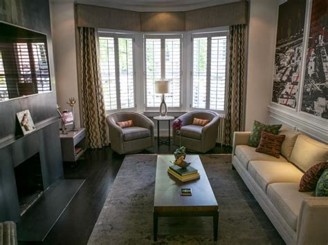 Living Room Window Podcast by Window Treatments 20 Cornice Styles To Diy