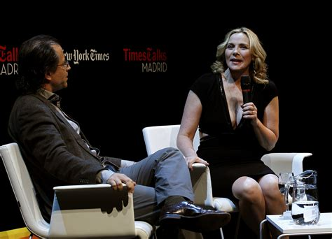 Kim Cattrall Hints At Sex And The City Spin Off Show