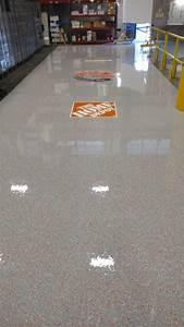 Concrete floor finishes home depot floors doors for G floor home depot