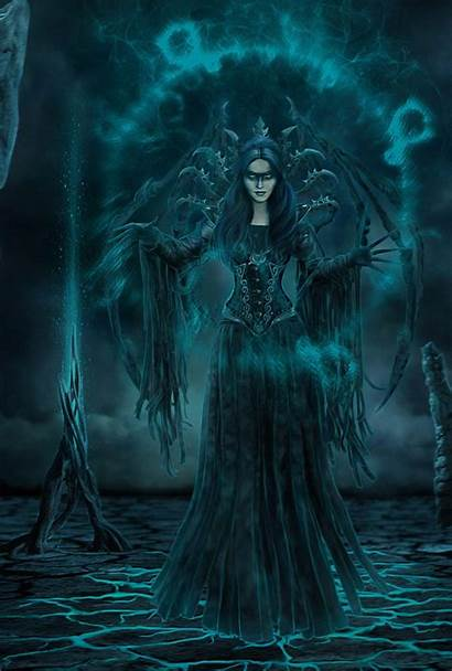 Witch Dark Resolution 4k Yodobi Title Wallpapers