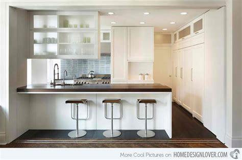 small kitchen design with peninsula 15 astounding peninsula shaped modern kitchens home 8055