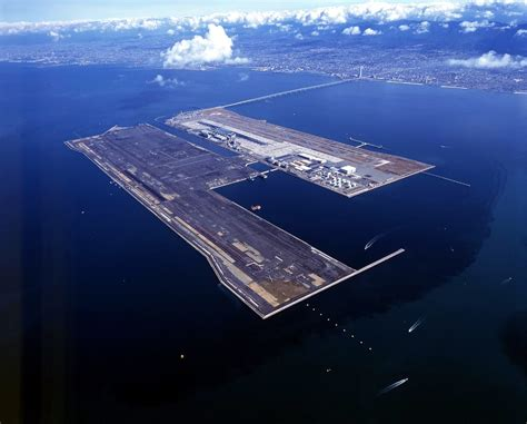 Kansai Airport Still Sinking by World S Top 10 Cleanest Airports Of Business Travel