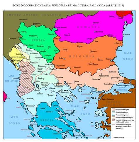 regno ottomano guerre balcaniche
