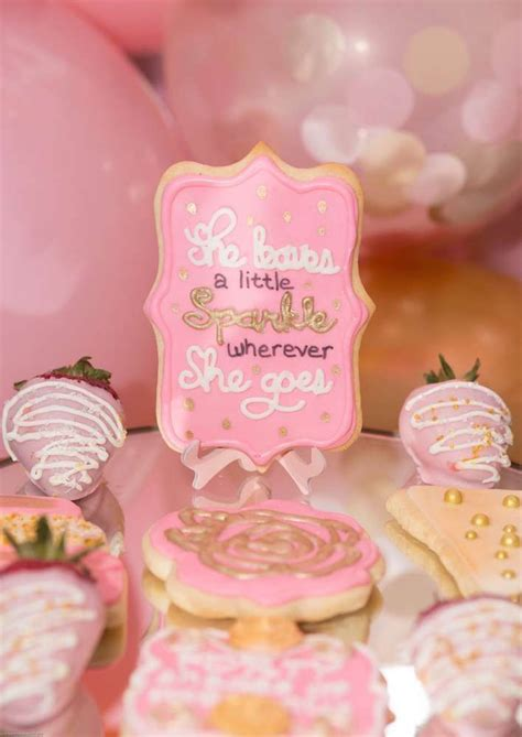 Make it authentic by adding some fruit to your mold. Loving the cookies at this 40th Forty Shades of Fabulous Birthday Party! See more party ideas ...