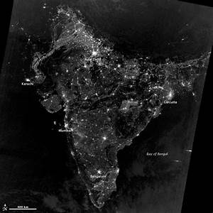 Can you see lights of Diwali from space? | Earth | EarthSky