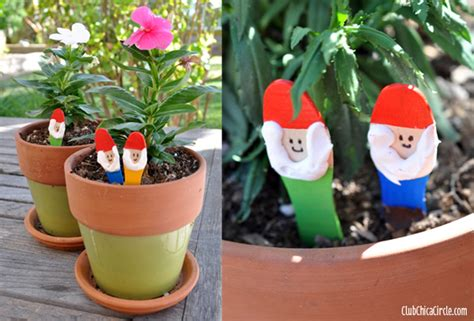 Easiest Garden Gnome Craft Idea For Kids