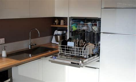 lave vaisselle en hauteur cuisine réalisations cuisine 16 créatif indépendant