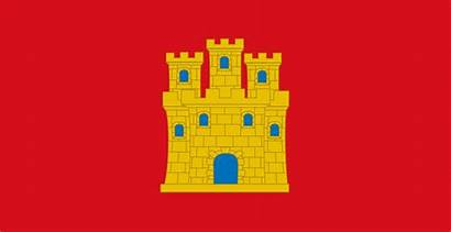 Castille Medieval Flag