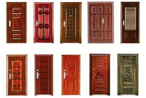 gambar  model pintu utama rumah minimalis modern