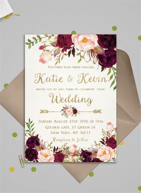 top  wedding invitations  love  etsy
