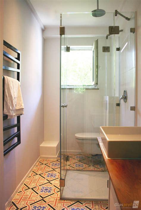 dusche aus glas faltbare duschkabine aus glas glasprofi24