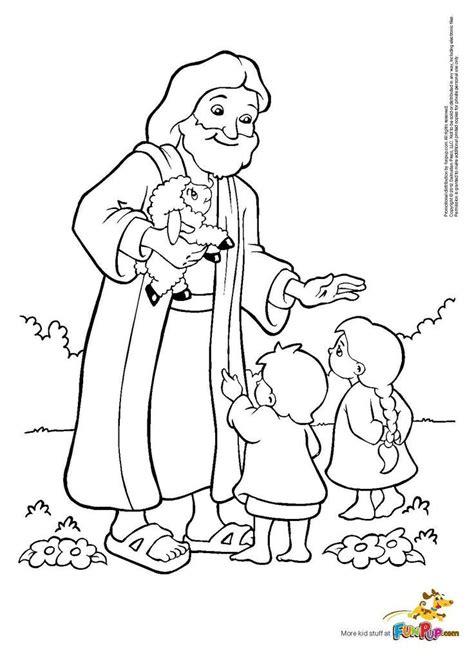 jesus  kids coloring page  printable coloring