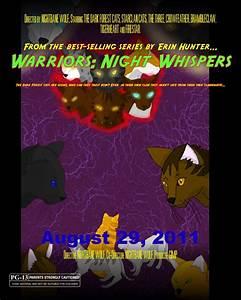 Warrior Cats Movie Poster by xX-NIGHTBANEWOLF-Xx on DeviantArt