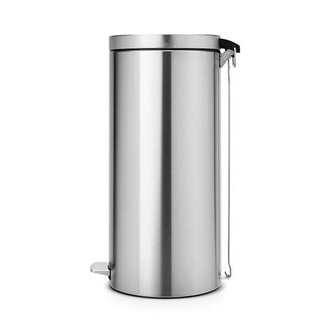 brabantia pedaalemmer 30 liter kunststof binnenemmer
