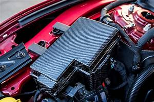 2015-2018 Mustang Carbon Fiber Fuse Box Cover