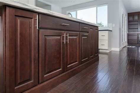 panels for kitchen island raised panel cabinets bring elegance to your kitchen space 4089