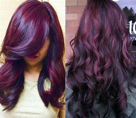 best 25 cheveux prune ideas on couleur de cheveux prune cheveux couleur prune and