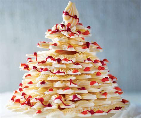 c 243 mo hacer un 225 rbol de navidad de chocolate original