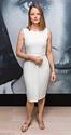 Jodie Foster is elegant in white as she talks women in ...
