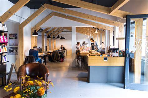 high design makeover  amsterdams coffee company