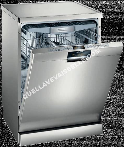 cuisiner au lave vaisselle lave vaisselle siemens sn26t890ep au meilleur prix