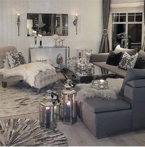 Glam Living Room Ideas Old Glamour Decor Glam Living Rooms