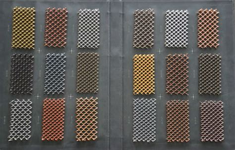 Architectural Mesh   Metal Fabric, Perforated Screen and