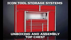 Icon Top Chest Assembly Instructions