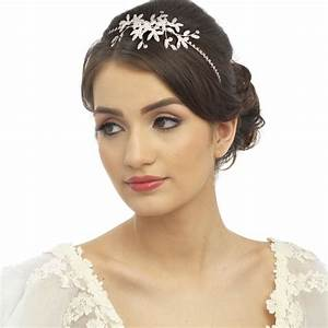 Vintage Crystal Bridal Headband Wedding Hair Accessories