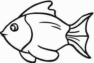 Goldfish Clipart Black And White | Clipart Panda - Free ...