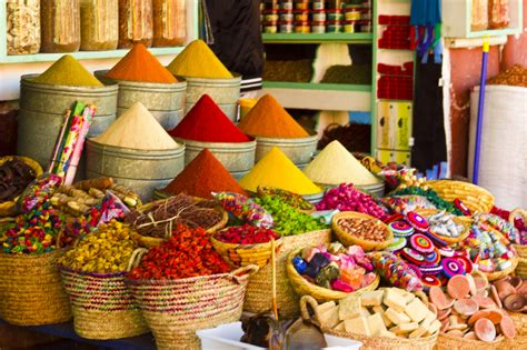 Best Morocco Guide, Photos Of Marrakech Souks