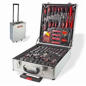 Werkzeug Mit A : alu werkzeugkoffer trolley mit 251 tlg werkzeug set ~ Orissabook.com Haus und Dekorationen