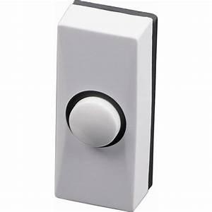 Sonnette Sans Fil Étanche Leroy Merlin : bouton de sonnette filaire scs sentinel golfy 7900 blanc ~ Mglfilm.com Idées de Décoration