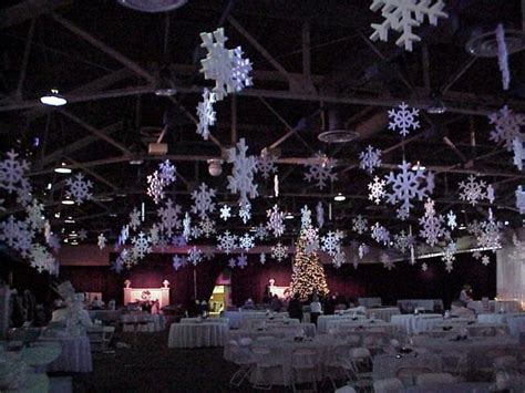 holiday  winter theme event rentals display group