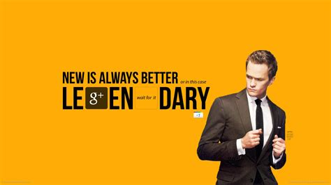 Neil Patrick Harris Legendary Barney Stinson How I Met