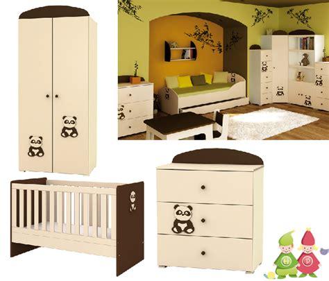 chambre panda deco chambre bebe panda visuel 2