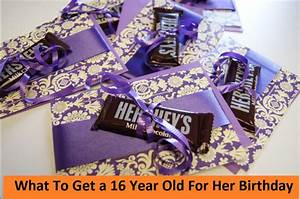 What To Get a 16 Year Old For Her Birthday Creative ...