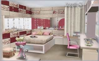 my sims 3 tutti frutti donation bedroom set free clutter by simcredible designs
