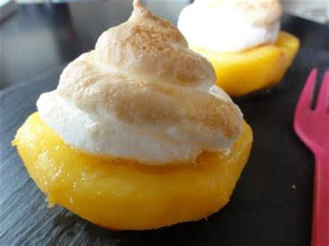 dessert gourmand et leger nectarine meringu 233 e l 233 ger et gourmand paperblog