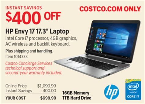 Costco Deal  Hp Envy 17 173in Laptop  $400 Off. University For Teaching Degree. Top Online Accredited Mba Programs. Webster Groves Library Specialty Credit Cards. Example Of Medical Assistant Resume. Laser Spine Surgery Houston Bulle Rock Homes. Respiratory Therapist Education. Process Credit Cards On Iphone. Legal Document Assembly Software