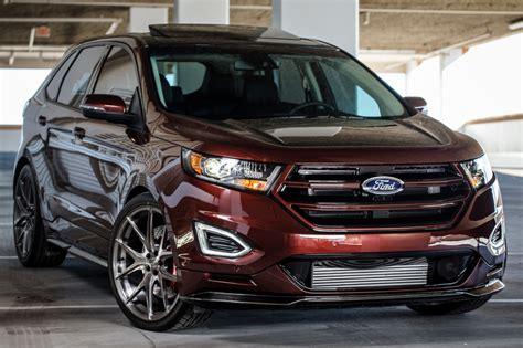 Ford Photos SEMA 2015