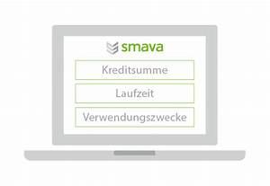 Monatsrate Berechnen : kreditrechner jetzt optimalen kredit berechnen smava ~ Themetempest.com Abrechnung