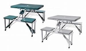 Table Pliante De Camping : table pliante pour camping groupon shopping ~ Melissatoandfro.com Idées de Décoration