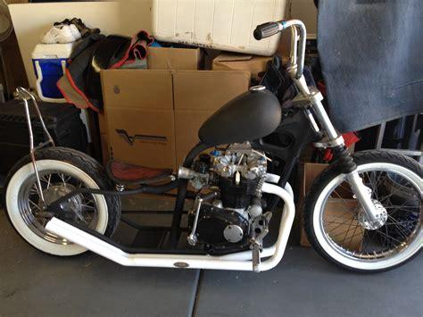 Honda Bobber Build
