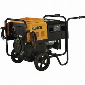 Klutch 7500k Arc Welder  Generator With 429cc Kohler Gas