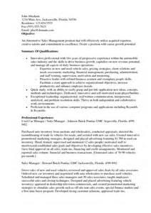 sales resume objective berathen