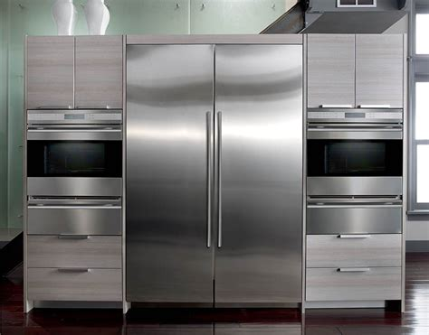fancy cabinets for kitchen subzero ic 27r 27 quot integrated column all refrigerator
