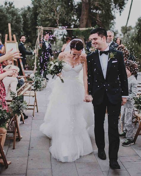 an amazing spanish american wedding in the canary islands