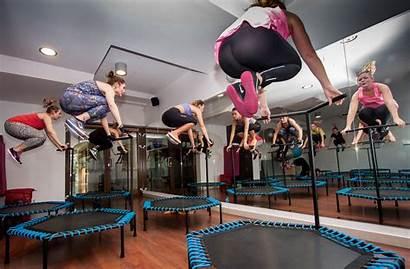 Fitness Trampoline Jumping Wien Jump Trampolin Classes